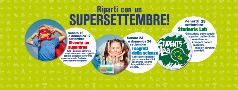 Riparti Con un SuperSettembre!