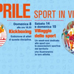 Aprile – Sport in Vista!