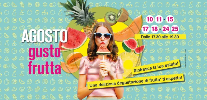 Agosto Gusto Frutta